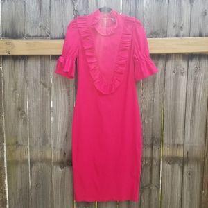 Eien Pink Dress